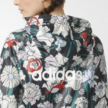 Adidas jacket, windproof jacket