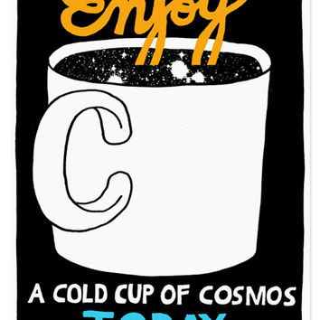 Nat Russell - Cup Of Cosmos