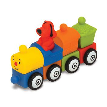 Melissa & Doug Pop Blocs Train