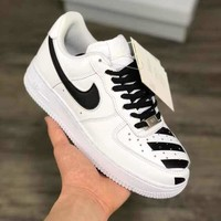 [Free Shipping  ]Off-White x Nike Air Force 1 Low  Basketball Sneaker