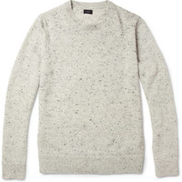 J.Crew Wool-Blend Crew Neck Sweater | MR PORTER