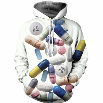 Pill Cosby Hoodie