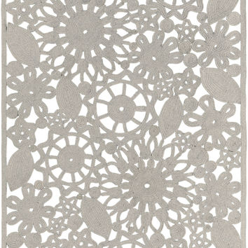 Surya SNB4018 Sanibel Gray Rectangle Area Rug