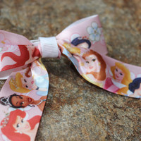 Disney Bows with Tails