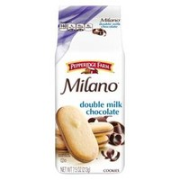 Pepperidge Farm Milano Double Milk Chocolate Cookies - 7.5oz