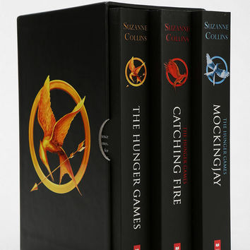 Urban Outfitters - The Hunger Games Trilogy Boxed Set By Suzanne Collins