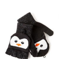 Peppy Penguin Gloves