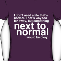 Next To Normal Women's T-Shirt