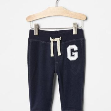 Gap Baby Logo Fleece Pants