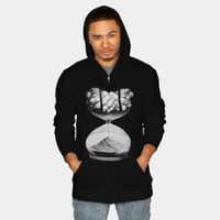 Time Zip Hoodie By EDrawings38 Design By Humans