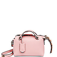 Fendi - By The Way Mini Crystal-Accented Satchel - Saks Fifth Avenue Mobile