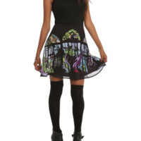 Disney Sleeping Beauty Maleficent Stained Glass Dress