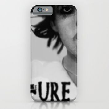 Robert Smith, The cure. painting iPhone & iPod Case by Normie