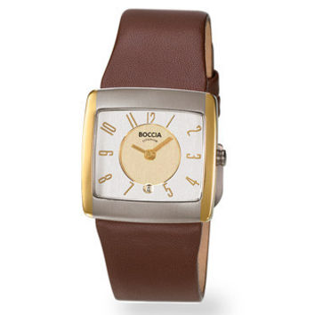 3150-02 Ladies Boccia Titanium Watch