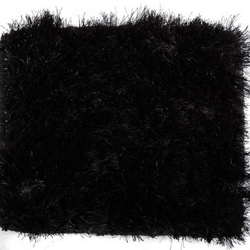 Vgld-Mantova-Blk-Lg Modrest Mantova By Linie Design Modern Black Large Area Rug