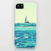 Sailin' iPhone Case by Lisa Argyropoulos | Society6