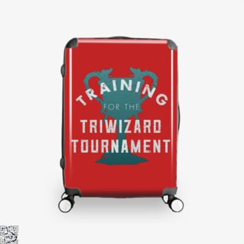 Training Triwizard Tournament, Harry Potter Suitcase