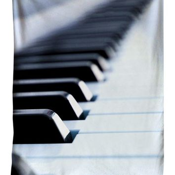 Piano Music Lover's Blanket