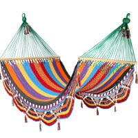 Multicolour Hammock, Costum Listing For Nicaraguan Costumers Only.