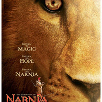 Chronicles of Narnia Dawn Treader Lion Movie Poster 11x17