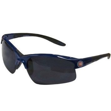 Chicago Cubs MLB Blade Sunglasses