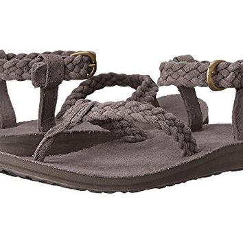 Teva Original Sandal Suede Braid