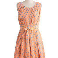Polka Dance Class Dress | Mod Retro Vintage Dresses | ModCloth.com