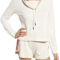 Splendid Funnel Neck Sweatshirt | Nordstrom