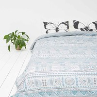 Soma Quilt in Blue - Urban Outfitters
