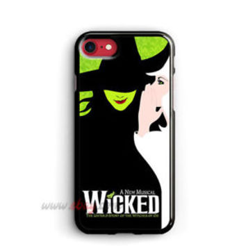 Wicked iPhone X Cases Musical Broadway Samsung Case Wicked iPhone 8 plus Cases