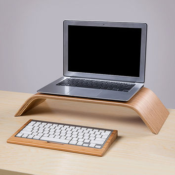 Bamboo Bluetooth Keyboard
