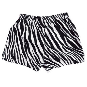 Soffe Zebra Shorts - AL and AXL