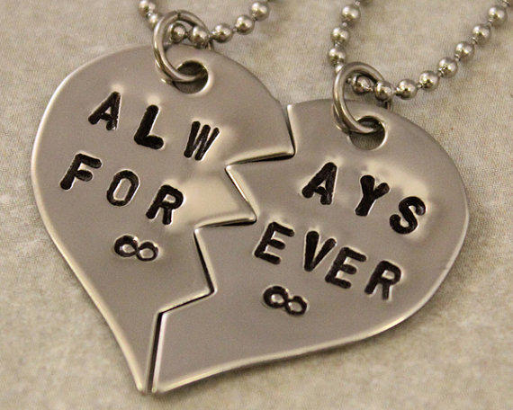 always forever infinity necklaces from twentysix7