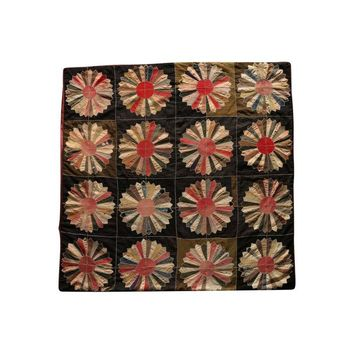 Pre-owned Vintage Suzani Quilt