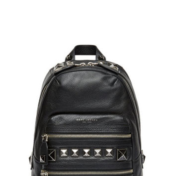 Recruit Chipped Studs Backpack - Marc Jacobs