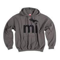 Love MI UP Hooded Sweatshirt