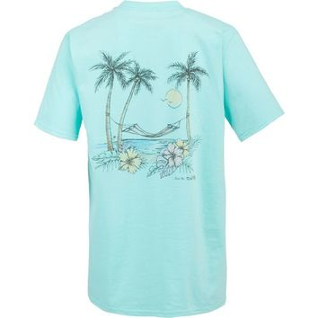 Salt Life Juniors' Hammock View Short Sleeve T-shirt | Academy