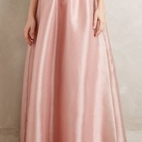 Lucca Blushing Ball Skirt in Pink Size: