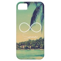 Forever Summer Vintage iPhone 5 Cases