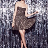 Jill Jill Stuart Sequin Dress & Accessories | Nordstrom