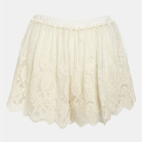 ASTR Lace Shorts | Nordstrom