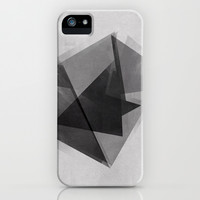 Abstraction Process iPhone & iPod Case by Three Lives Left