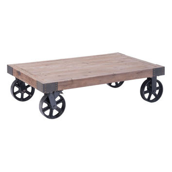 St. Croix Coffee Table | Distressed