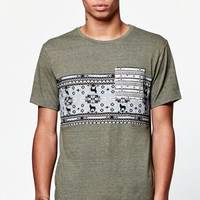 Armie Pieced Pocket T-Shirt