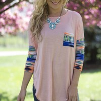 Attention to Detail Dolman top