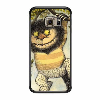 Where The Wild Things Are 12 Samsung Galaxy S6 Edge Case