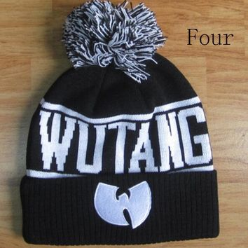 One-nice™ Perfect Wu-Tang Clan Hiphop Women Men Beanies Winter Knit Hat Cap