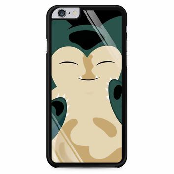 Pokemon Snorlax 2 iPhone 6 Plus / 6S Plus Case