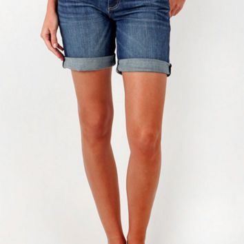 KUT from the Kloth | Catherine Rolled Boyfriend Shorts