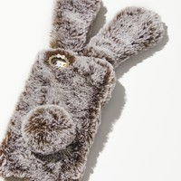 Free People Faux Fur Bunny Case